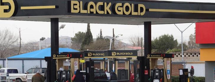 Resultado de imagen para gasolineras Black Gold