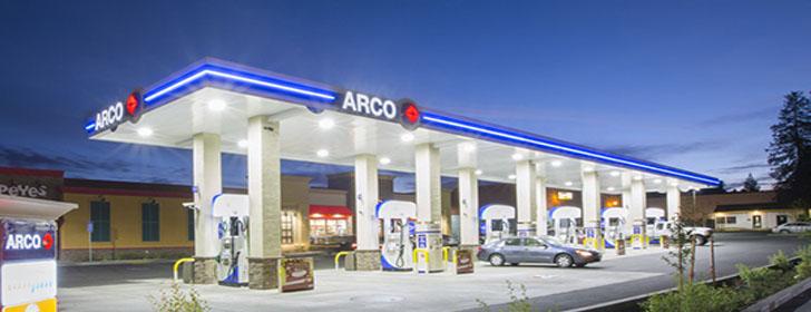 Tiene Arco 5 gasolineras en México